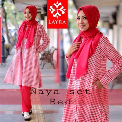 Baju Muslim Wanita Simple trend fashion baju muslim wanita simple casual terbaru