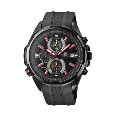 Kamera Jam Tangan 8gb Jam Tangan Tali Hitam Xfb260 jual casio edifice chronograph neon illuminator tali karet jam tangan pria hitam efr 536pb