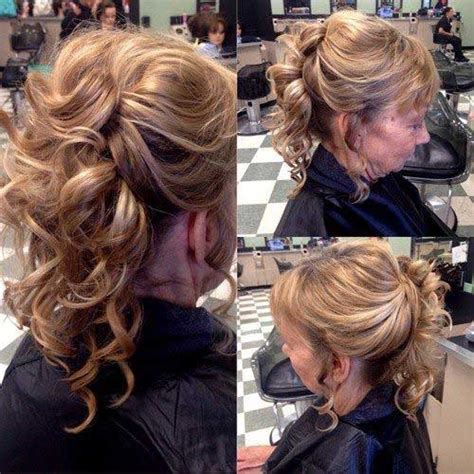 Pinned Up Hairstyles For Medium Length Hair by 35 Prom Hairstyles For Curly Hair Hairstyles 2017