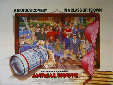 animal house poster animal house movie poster
