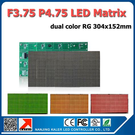 Led Panel Modul P4 75 Indoor Merah 30 4cm X 7 6cm K16 compare prices on led matrix panel shopping buy low price led matrix panel at factory