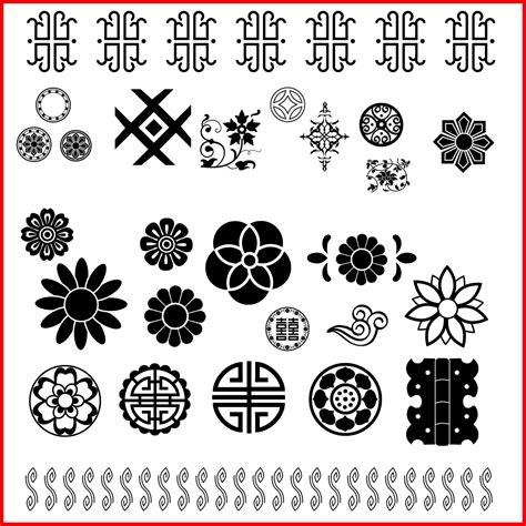 chinese pattern brush photoshop korean brushes 2 by kinnohitsuji on deviantart