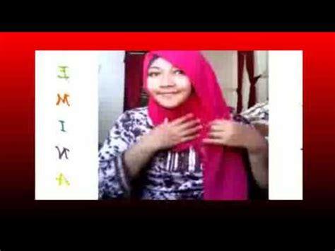 tutorial jilbab paris youtube tutorial jilbab paris poni yang cantik untuk sehari hari