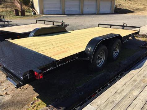 2016 starlite trailers 20 car hauler trailer