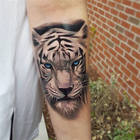 queenstown tattoo white tiger 52 shockingly epic tiger tattoos tattooblend