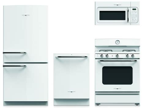 ge kitchen appliances ge goes retro with new artistry series