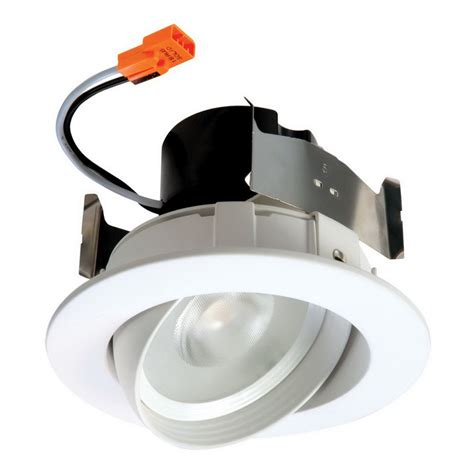 cooper led can lights cooper lighting ra406927nflwh halo 174 recessed mount ra4