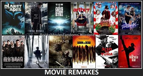 Or Remake Poll Which Do You Prefer Originals Adaptations Or Remakes Books Fandoms