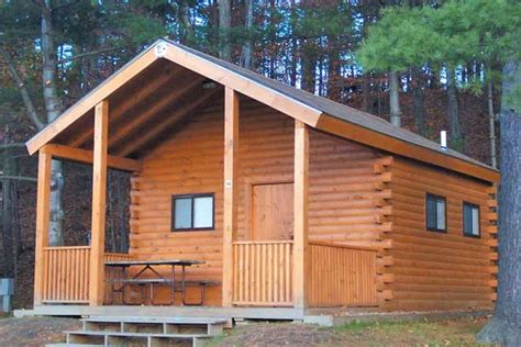 cottages in nh nh cing cabins rental cabins new hshire cing