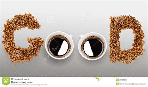 Nice Coffee Cups Coffee For Good Morning Stock Photo Image 29006230