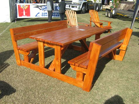 Outdoor Garden Furniture Picnic Tables The Wood Joint Outdoor Furniture Table