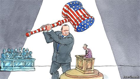 justice in america how the prosecutors and the media conspire against the accused books the of the courtroom the economist