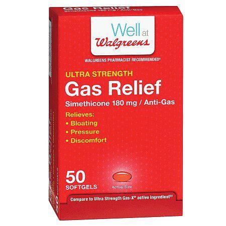 gas relief walgreens gas relief softgels walgreens