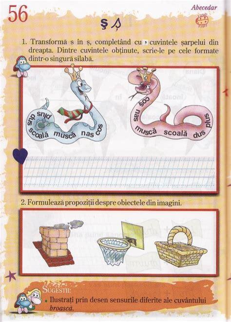 Neci Ij 229717782 carti stiu sa lucrez la limba romana clasa 1 ed
