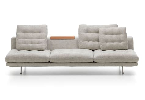 grand sofa grand sof 224 by vitra stylepark