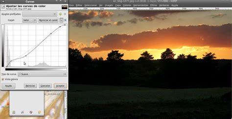 tutorial gimp basico gimp retoque fotogr 225 fico b 225 sico colores parte 2