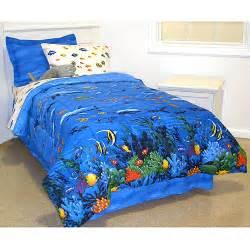 crayola sea adventure comforter set walmart com