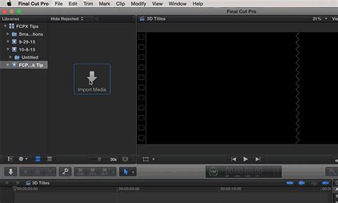 final cut pro animation how to create animation in final cut pro x howsto co