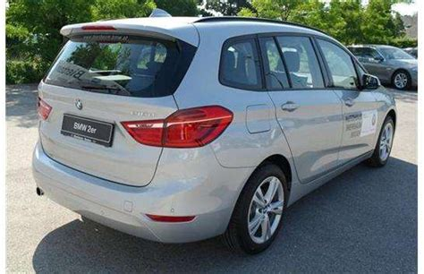 Bmw 2er Willhaben by Bmw 2er Reihe 216d Gran Tourer Advantage Kombi 2015 2