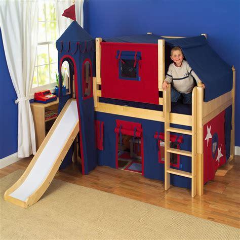 woodwork kids loft bed    plans
