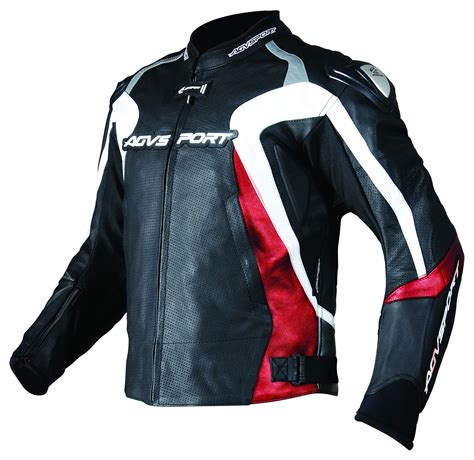 sport biker jacket agv sport photon perforated leather jacket revzilla