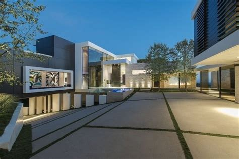 modern home design laurel md laurel way beverly hills california by whipple russell