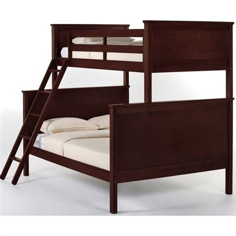 Cherry Bunk Beds Ne School House Bunk Bed In Cherry 4040n