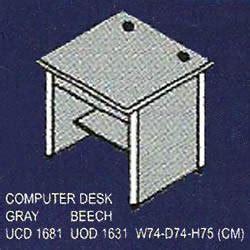 Uno Ucd 1631 Meja Komputer Beech by Jual Meja Komputer Uno Classic Series Harga Murah Toko