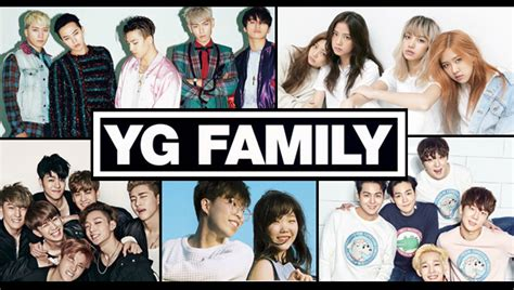 blackpink family k pop ถ งว นน ชาวyg family เช อไหมว า yg จะหมด