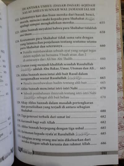 Buku Para Hakim Israel 1 buku syarah aqidah salaf toko muslim title
