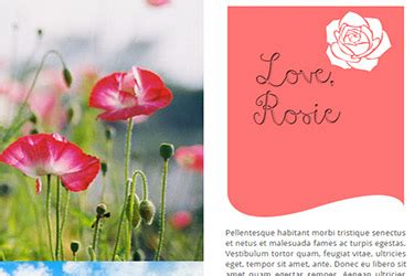 themes in love rosie prima donna tumblr