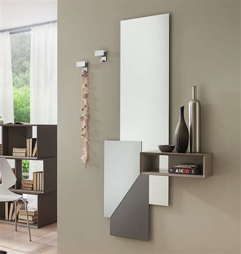 specchiera ingresso mod lego 601 specchiera mobile ingresso bianco opaco o