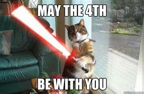Star Wars Cat Meme - star wars cat memes