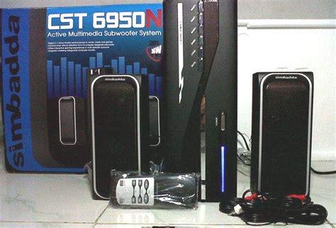 Simbadda Cst 4600 N harga jual speaker simbadda cst 6950n