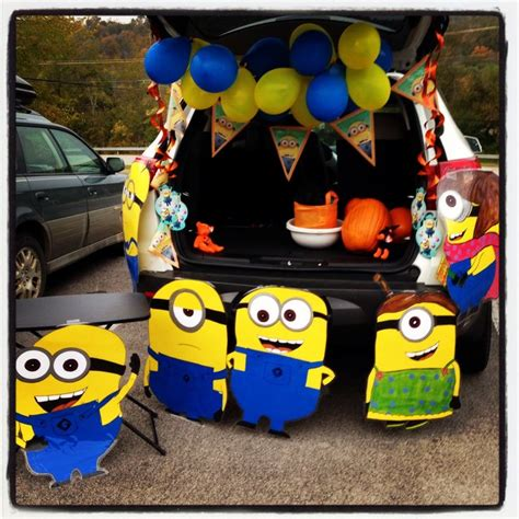 halloween themes for trunk or treat 371 best trunk or treating ideas images on pinterest