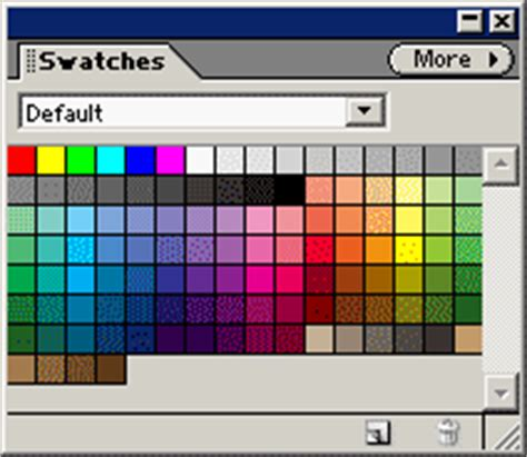 photoshop elements 2 color swatches photoshop tutorials designstacks