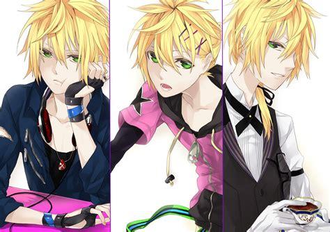 imagenes anime zerochan kagamine len len kagamine vocaloid image 461485