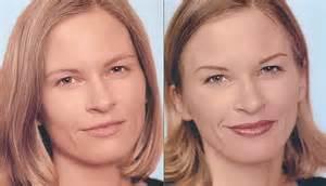 augenbrauen färben vorher nachher permanent make up in vergessenheit geraten und wieder