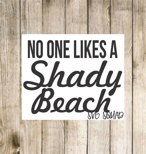 No One Likes by No One Likes A Shady Svg From Svgsquad On Etsy Studio