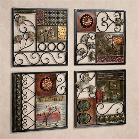 Tin Decor by Dusk And Metal Wall Set