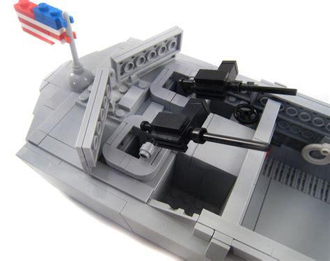 lego yacht tutorial purchase custom lego instructions higgins boat lcvp
