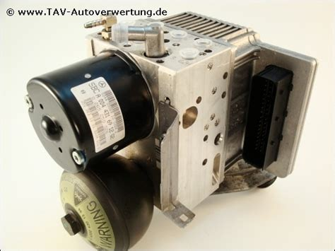 Brake Unit Mercedes A 025 545 4832 abs sbc hydraulic unit mercedes a 004 431 69 12 q2