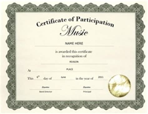 free participation certificate templates for word geographics certificates free word templates clip