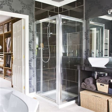 Tiling Ideas For A Bathroom shower room in bathroom ideas tranny blog