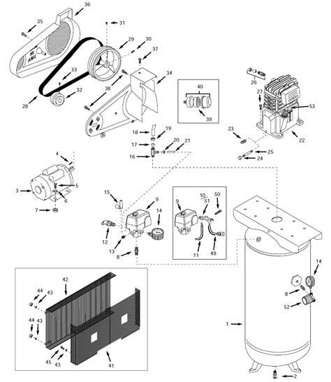 de walt compressor parts wiring diagrams wiring diagram