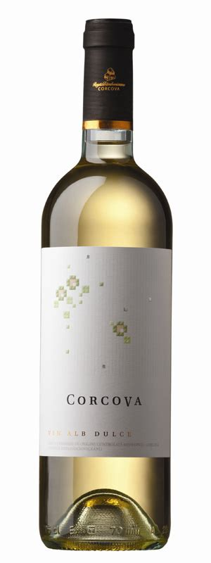 the sweet white wine