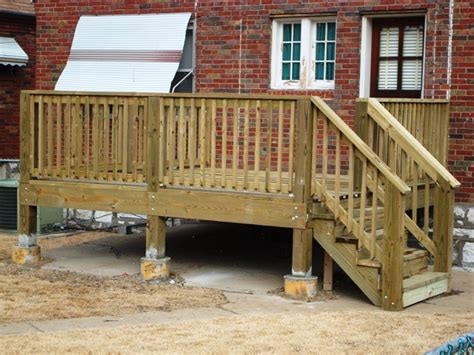 Patio Builder by Deck Building Photo Gallery Deck Builders St Louis