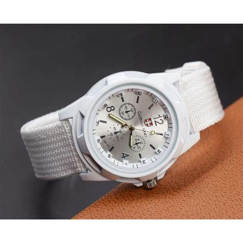 Jam Tangan Swiss Army Professional jam tangan pria gemius army white jakartanotebook