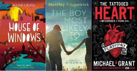 tattooed heart michael grant so many books so little time most anticipated july to