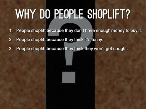 Does Shoplifting Go On Your Criminal Record Shoplifting By Drizzyteam2001